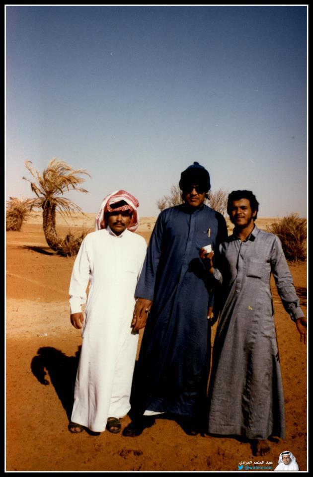 عايد الشمري + عبدالمنعم العرادي+هندي الشمري