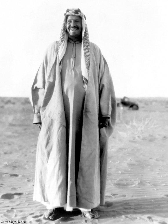 الملك عبدالعزيز رحمه الله